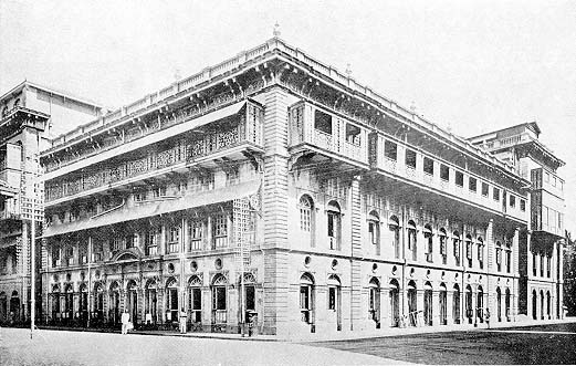 Bank of Bombay Building