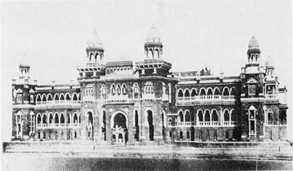 The Bank of Madras building