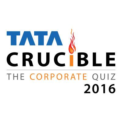 Tata Crucible 2016 | Corporate Quiz