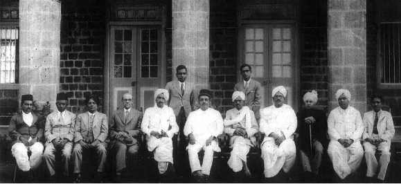 Bank of Maharashtra Founders - First Meeting